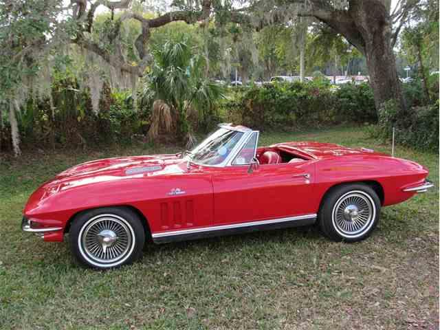 Picture of '66 Corvette - MK0R