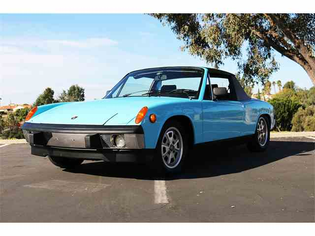 Picture of Classic 1973 914 located in Fallbrook CALIFORNIA - MK0Y
