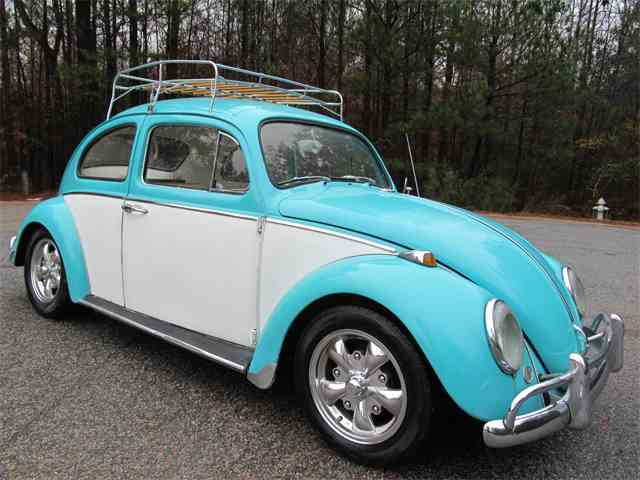 Picture of '64 Beetle - MK15
