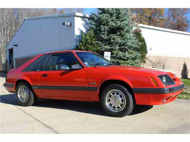1985 Ford Mustang | 1050024