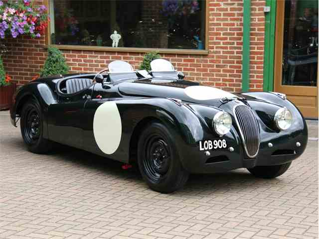 Picture of '50 XK120 - MIDC