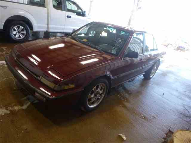Picture of '88 Accord - MK1Q