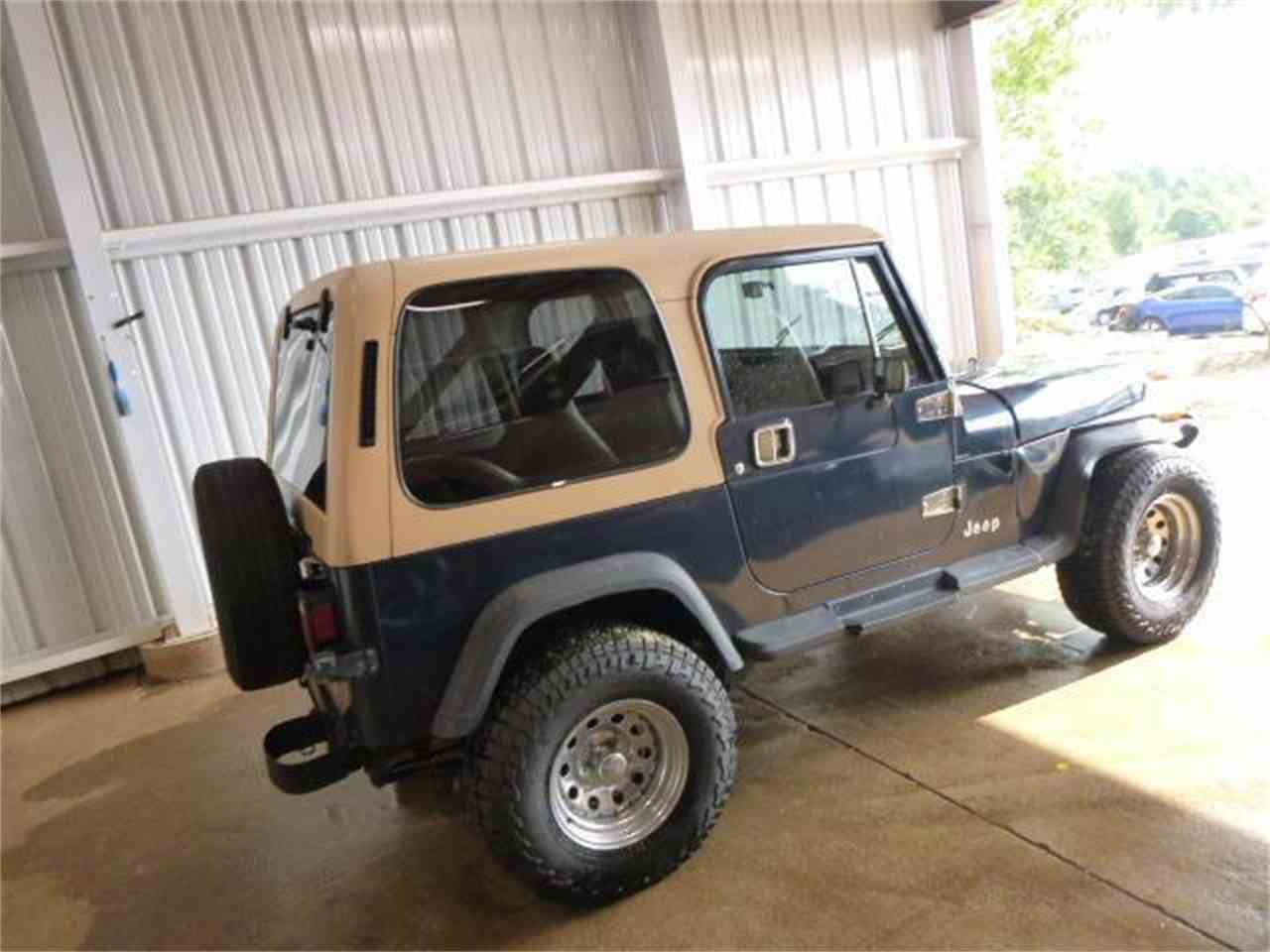 1987 jeep wrangler for  | classiccars | cc-1052422
