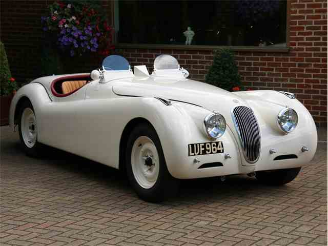 Picture of '52 XK120 - MIDF