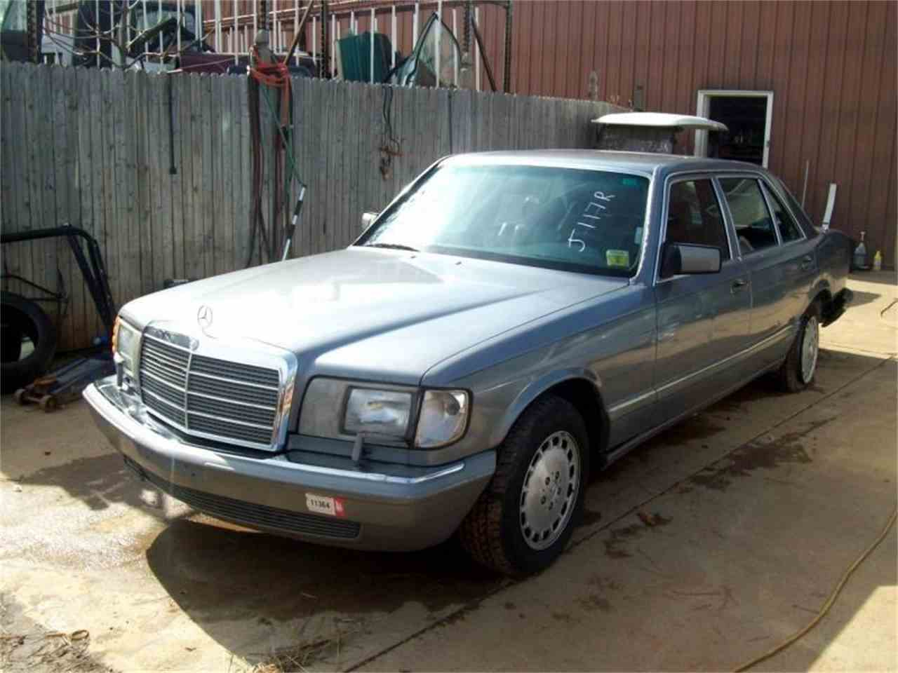 1987 mercedes benz 420sel for sale cc for Mercedes benz bedford