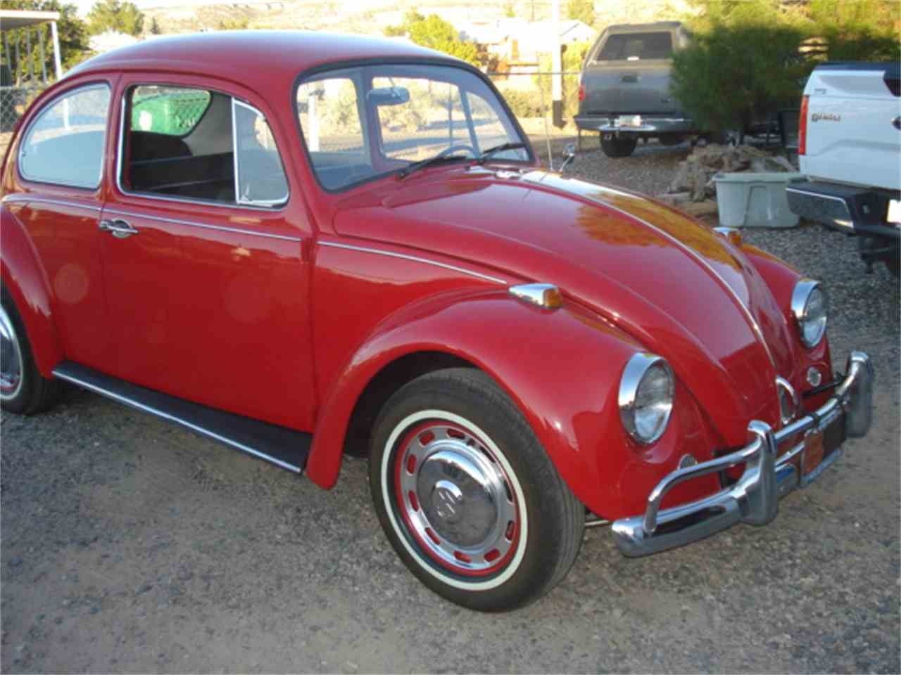 1967 volkswagen beetle for sale cc 1052444. Black Bedroom Furniture Sets. Home Design Ideas