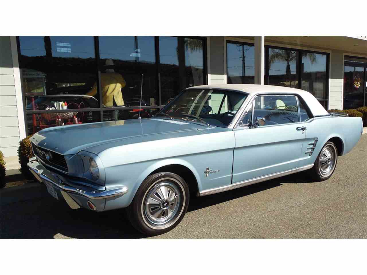 1966 Ford Mustang for Sale | ClassicCars.com | CC-1052445