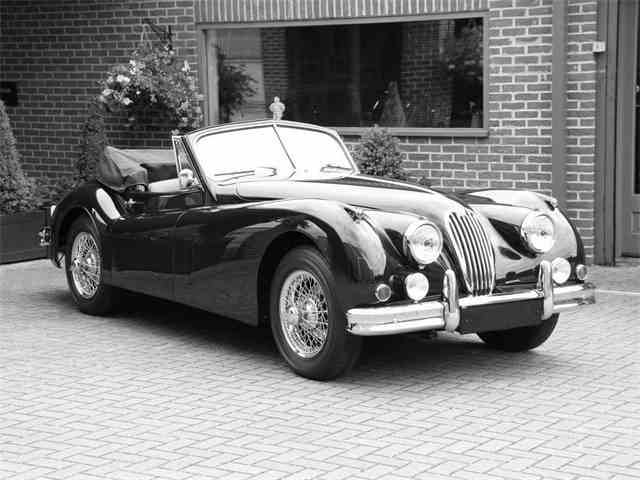 Picture of '55 XK140 - MIDH