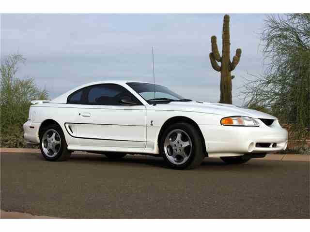 Picture of '97 Mustang Cobra - MK38