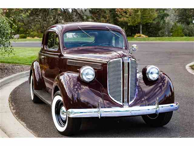 Picture of '38 Club Coupe - MK3B