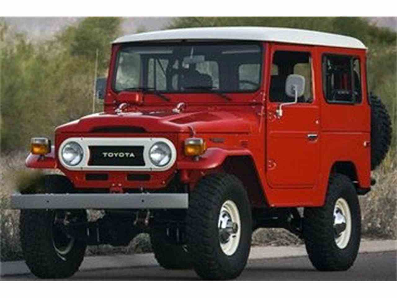 Toyota 1970 Models Ides Dimage De Voiture Land Cruiser 1960 77 1975 To 1977 For Sale On Classiccars
