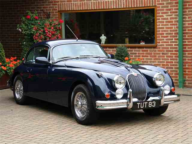 Picture of '59 XK150 located in  Offered by JD Classics LTD - MIDK