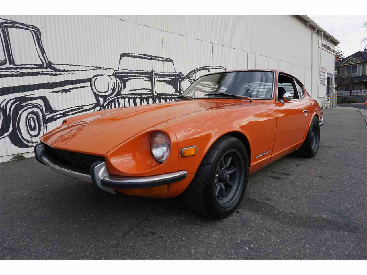 1972 datsun 240z for sale cc 1052487. Black Bedroom Furniture Sets. Home Design Ideas