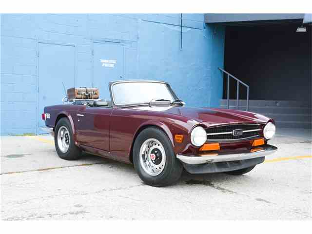 Picture of '74 TR6 - MK3V