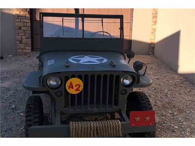 Picture of '42 Military Jeep - MK3W