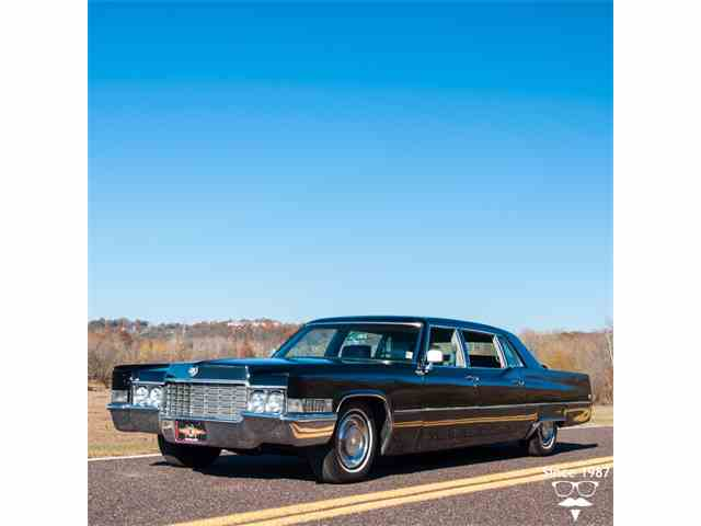 Picture of '69 Fleetwood Limousine - MK3Z