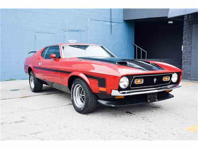 Picture of '72 Mustang Mach 1 - MK48