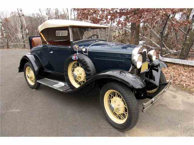 Picture of '30 Model A - MK4Y