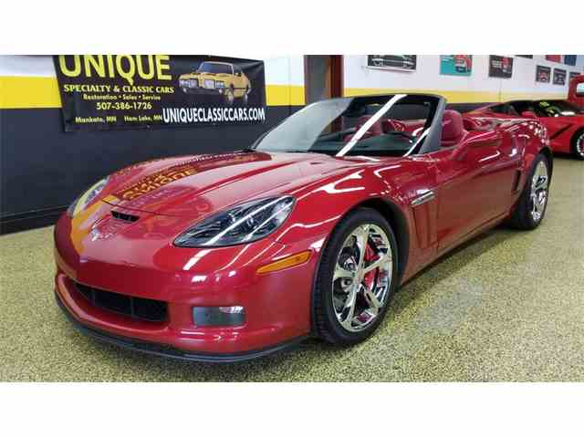 Picture of '12 Corvette Grand Sport Convertible - MK56