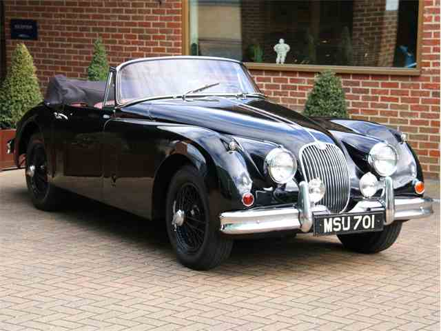 Picture of Classic 1959 XK150 located in Maldon, Essex  Offered by JD Classics LTD - MIDQ