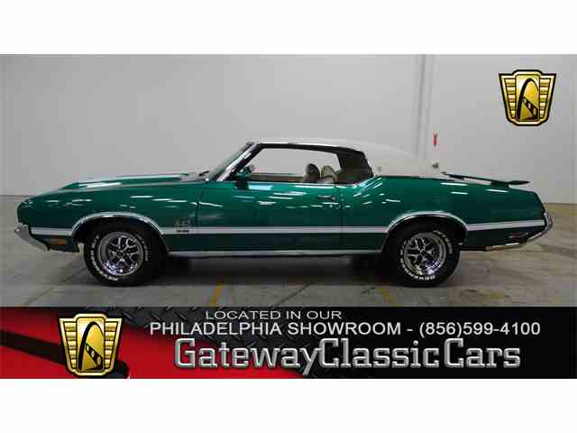 Picture of '72 Cutlass - MK5C