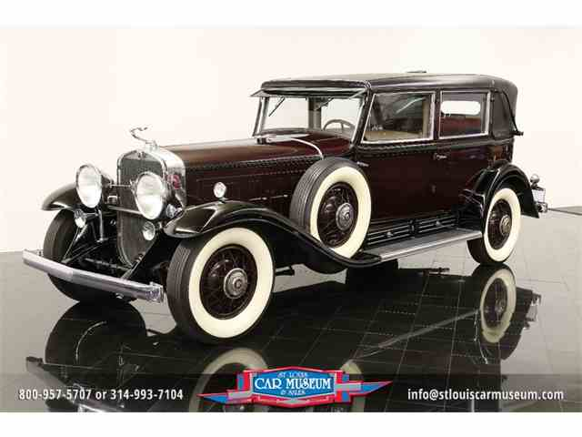 Picture of '31 V-16 Madam X Landau Sedan - MK5E