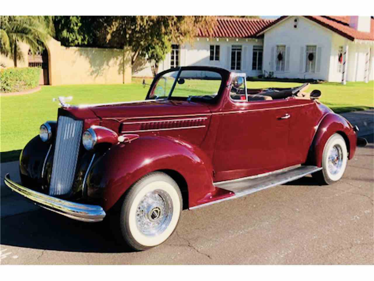 1939 Packard 110 for Sale | ClassicCars.com | CC-1052555