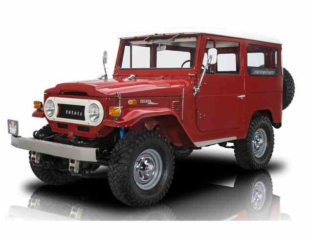 Picture of '72 Land Cruiser FJ40 - MK60