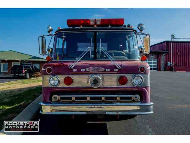 Picture of '70 Fire Truck - MK65