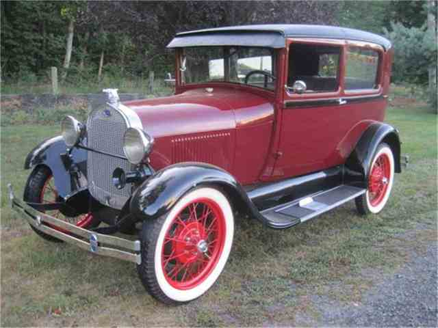 Picture of Classic '29 Model A Offered by Classic Motor Cars of Ellington - MIDV