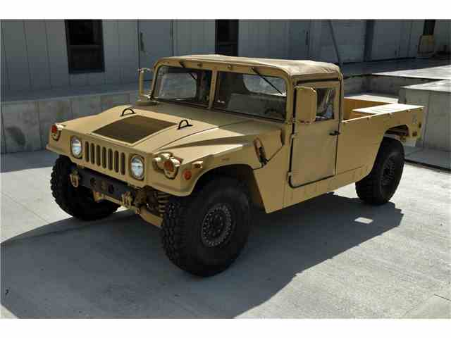 1987 AM GENERAL M1038 | 1050026