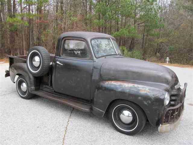 Picture of Classic 1949 3100 - $11,900.00 Offered by Peachtree Classic Cars - MIDY