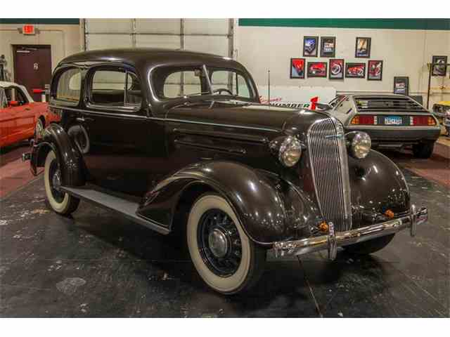 Picture of Classic 1936 Deluxe - $16,950.00 Offered by Ellingson Motorcars - MK81