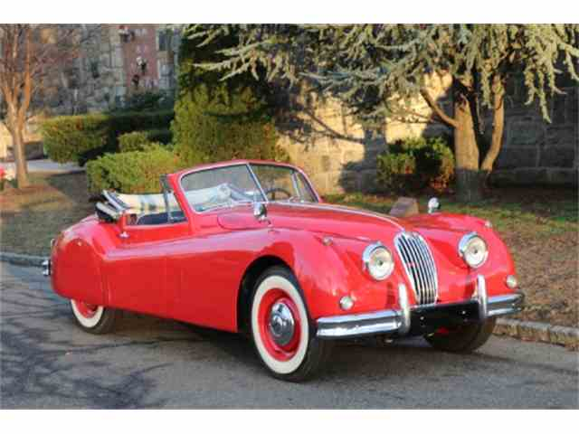 Picture of '57 XK140 - MK8W