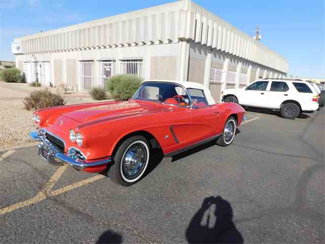 Picture of 1962 Chevrolet Corvette located in ARIZONA Offered by Classic Car Pal - MIE7