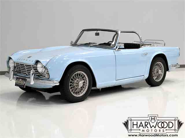 Picture of '65 TR4 - MKAF