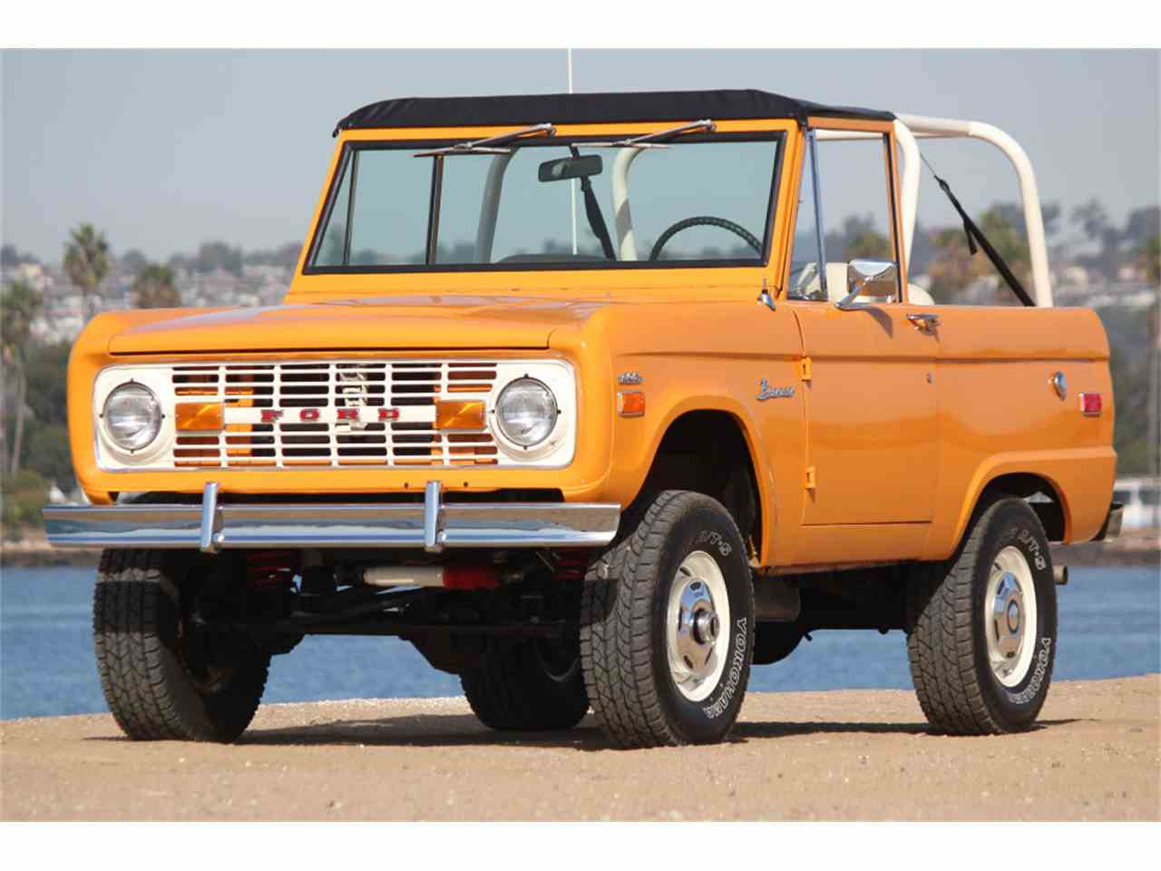 Picture Of Classic 1973 Ford Bronco Located In CALIFORNIA Offered By Precious Metals
