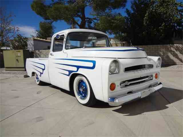 Picture of '57 D100 - MIEA
