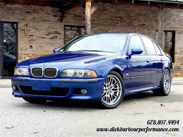 Picture of '01 M5 - MKAX