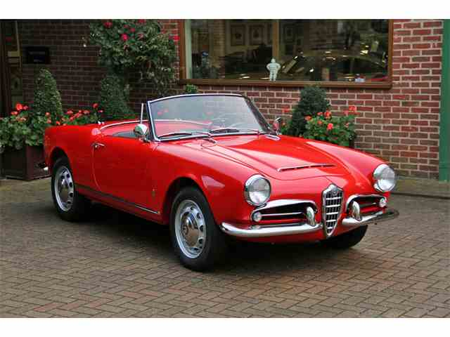 Picture of '62 Giulia Spider - MIEB