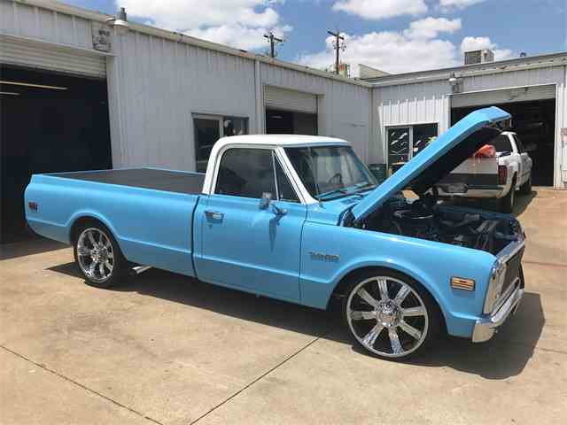 Picture of 1972 Chevrolet C/K 20 located in Longview Texas - $21,995.00 - MKB2