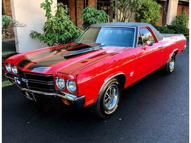 Picture of '70 Chevrolet El Camino SS located in Texas - $35,900.00 - MKB6