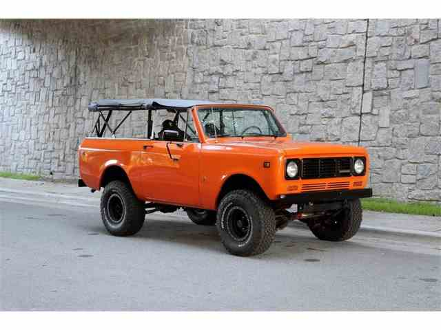1978 International Harvester Scout II | 1050276