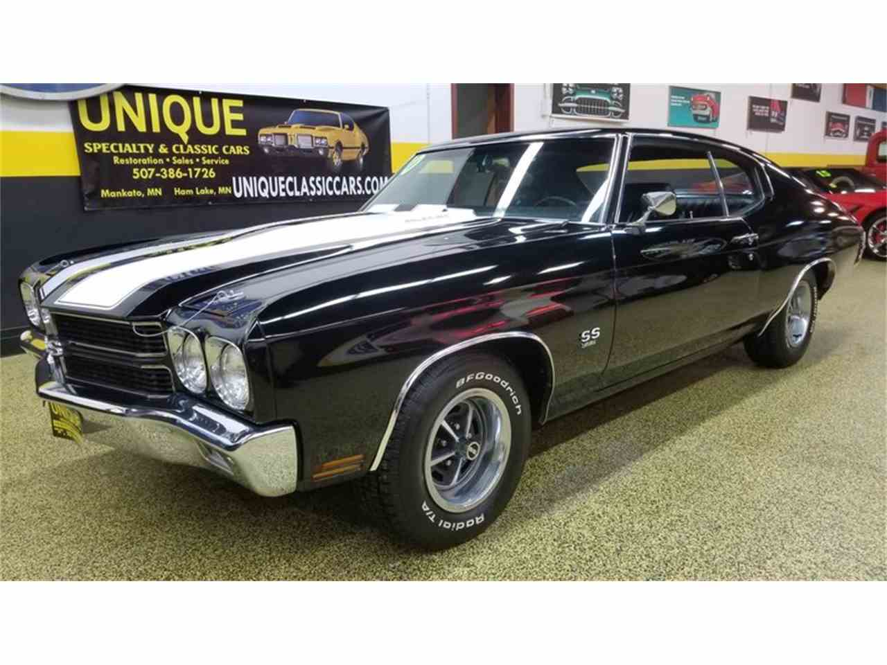 1970 Chevrolet Chevelle SS L78 375 HP for Sale   ClassicCars.com ...