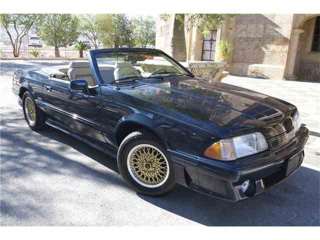 Picture of '88 Mustang - MKBI