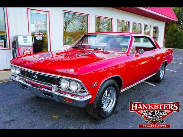 Picture of '66 Chevelle - MKBO