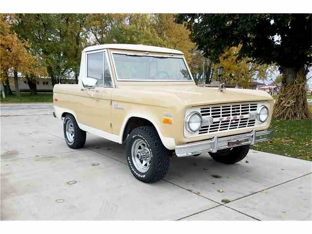 Picture of '71 Bronco - MKC3