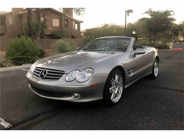 Picture of '03 SL500 - MKC4