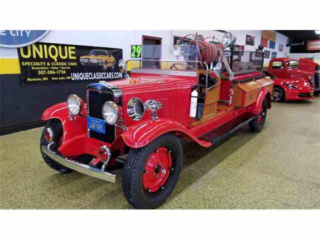 Picture of '29 Fire Truck - MKCG