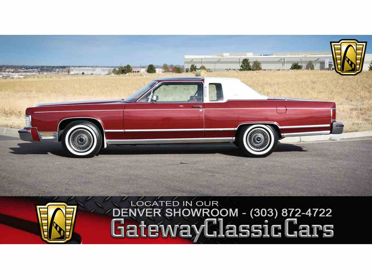 1978 Lincoln Town Car for Sale | ClassicCars.com | CC-1052801